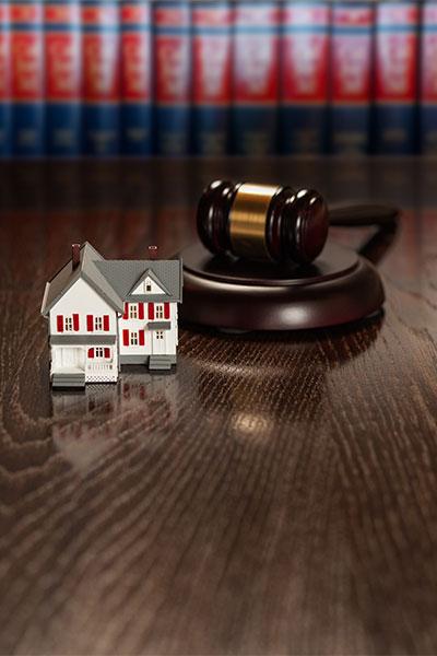 real estate law depiction